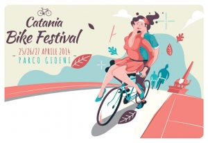 Bike Festival Catania April 25 to 27, 2014